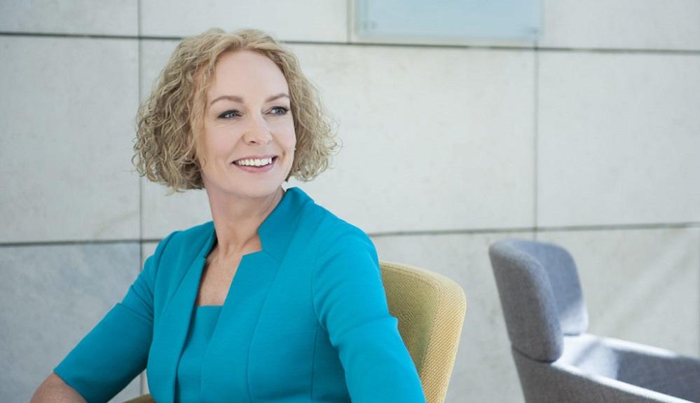 Vodafone CEO Anne O'Leary