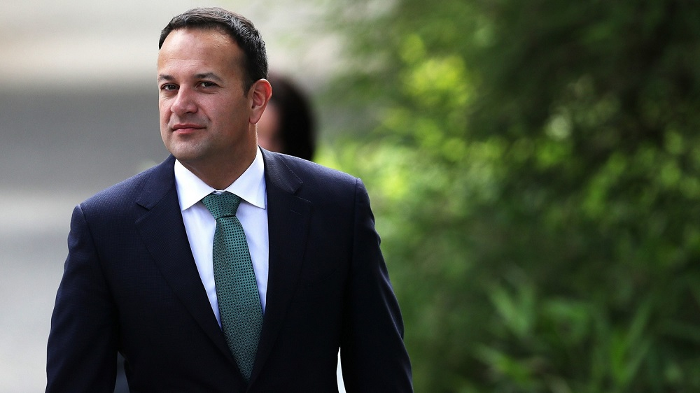 Taoiseach Leo Varadkar.  Photo credit: PA.