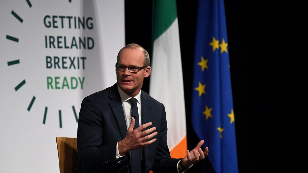 Tánaiste and Minister for Foreign Affairs Simon Coveney.  Photo credit: Clodagh Kilcoyne/Reuters.