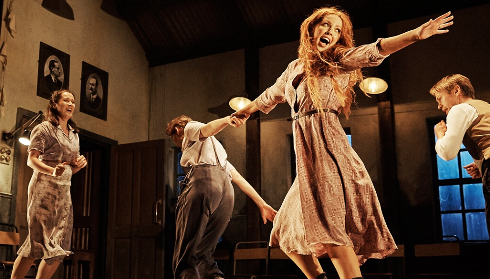 Jimmy's Hall,  performed at the Abbey Theatre.