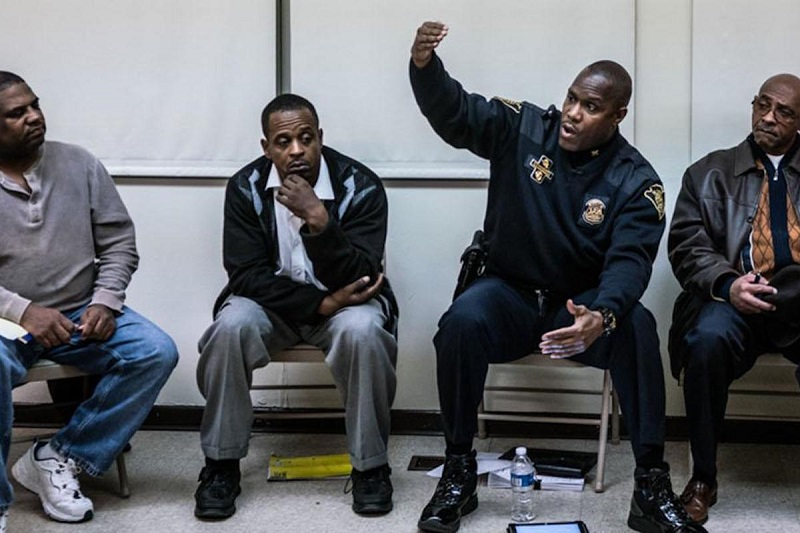 Flint Town  humanised the complex relationship between police and community.